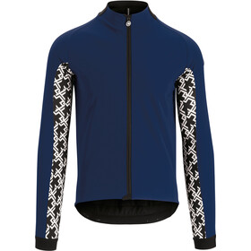 assos Mille GT Jacket Ultraz Winter Herr caleum blue